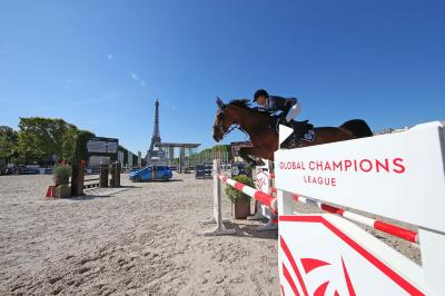 e5e09dd4b65 St Tropez Pirates Take the Helm at GCL Paris